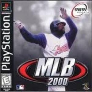 MLB 2000 Baseball - PS1 Game