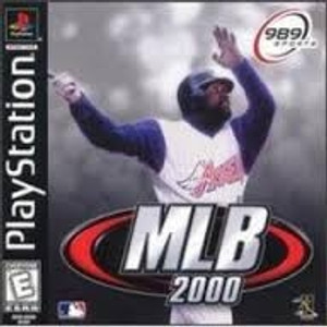 MLB 2000 Baseball - PS1 Game