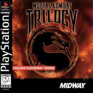 Mortal Kombat Trilogy - PS1 Game