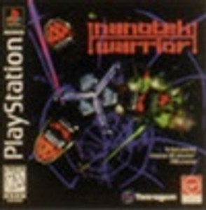NANOTEK WARRIOR - PS1 Game