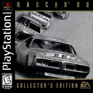 NASCAR 98 COLLECToRS ED. - PS1 Game