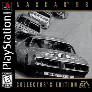 NASCAR 98 COLLECToRS ED. - PS1 Game