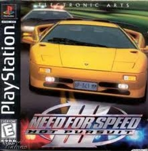 Need for Speed III Hot Pursuit - PS1 Game