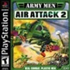 Army Men:Air Attack 2 - PS1 Game