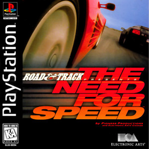 Need for Speed, The - PS1 Game