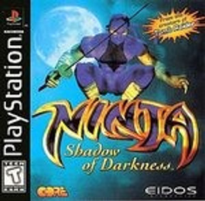 Ninja Shadow of Darkness - PS1 Game