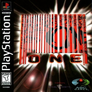ONE - PS1 Game