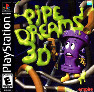 Pipe Dreams 3D - PS1 Game