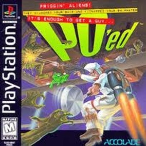PO'ed - PS1 Game