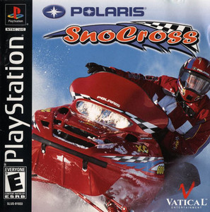 Polaris Snocross - PS1 Game