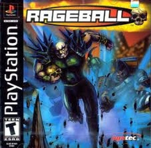 Rageball - PS1 Game
