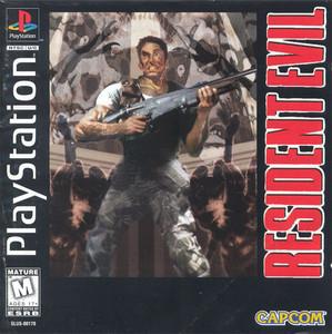 Resident Evil - PS1 Game