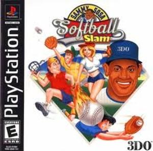 Sammy Sosa's Softball Slam - PS1 Game