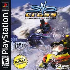 Sno Cross Championship Racing - PS1 Game