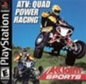 ATV Quad Power Racing - PS1 Game