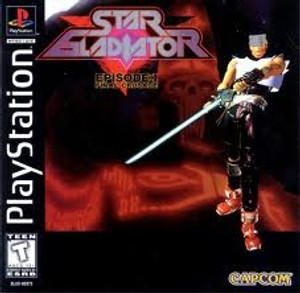 Star Gladiator Ep. 1 - PS1 Game