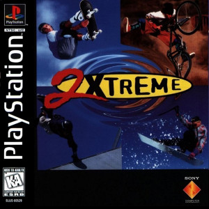 2 Xtreme - PS1 Game