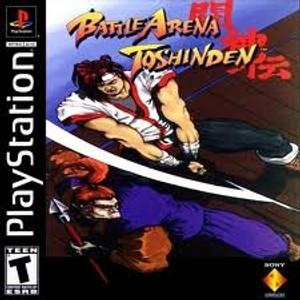 Battle Arena Toshinden - PS1 Game