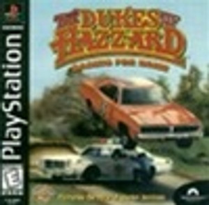 Dukes of Hazzard - PS1 Game