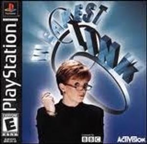 Weakest Link - PS1 Game