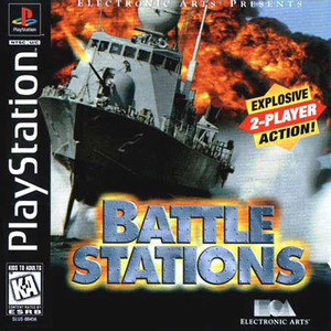 Battle Stations - PS1 Game