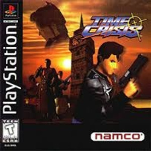 Time Crisis - PS1 Game