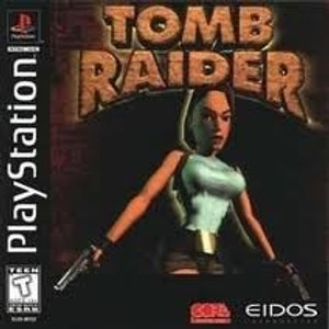 Tomb Raider - PS1 Game