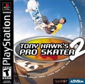 Tony Hawk's Pro Skater 2 - PS1 Game