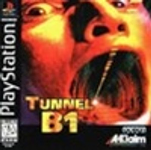 Tunnel B1 - PS1 Game