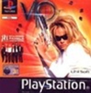 V.I.P. (Pamela Anderson) - PS1 Game