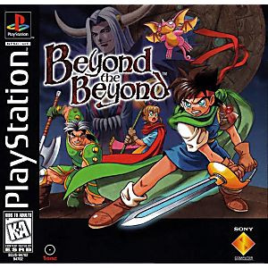 Beyond the Beyond - PS1 Game