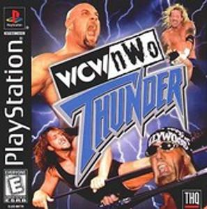 WCW NWO THUNDER - PS1 Game