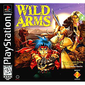 Wild Arms - PS1 Game