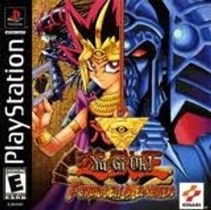 Yu Gi Oh:Forbidden Memories - PS1 Game