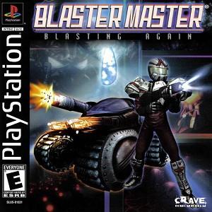 Blaster Master - PS1 Game