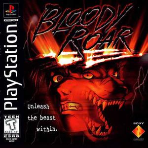 Bloody Roar - PS1 Game