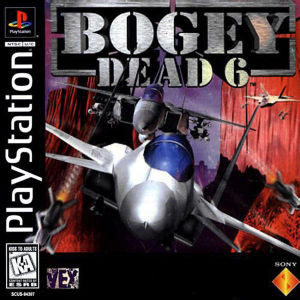 Bogey Dead 6 - PS1 Game