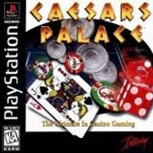 CEASARS PALACE - PS1 Game