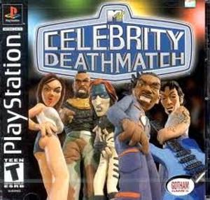 MTV's Celebrity Death Match - PS1 Game