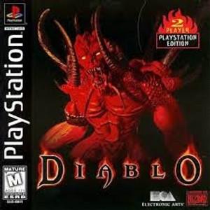 Diablo - PS1 Game