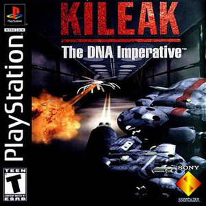 Kileak: The DNA Imperative - PS1 Game
