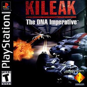 Kileak: The DNA Imperative - PS1 Game