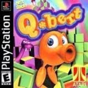 Q*Bert - PS1 Game