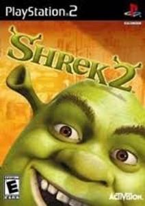 Shrek 2 - PS2 Game