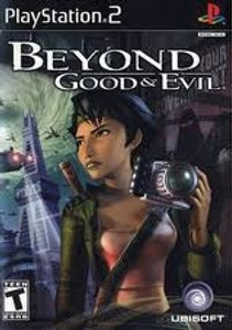 Beyond Good and Evil - PS2 Game