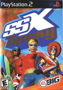 SSX Tricky - PS2 Game