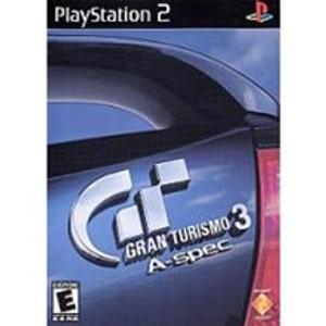 Gran Turismo 3 A-spec - PS2 Game