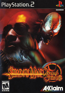 Shadow Man Second Coming - PS2 Game