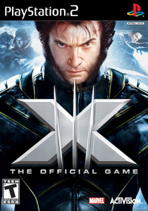 X-Men: The Official Game - PS2 Game