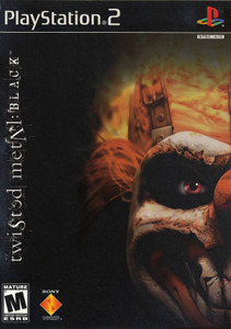 Twisted Metal Black - PS2 Game